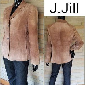J. Jill Faded Jacket